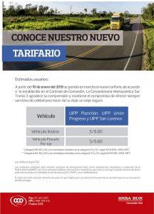 tarifario-2019-sur